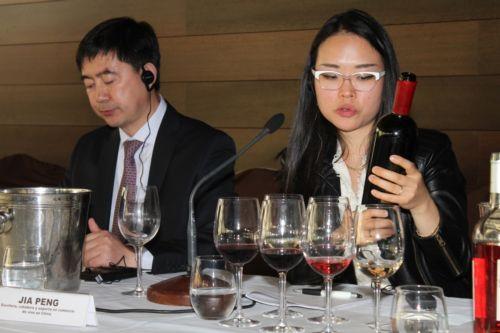 VI Jornada Diam : Objectif Chine