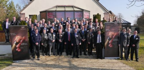 RDV Mytik Diam à Epernay : Politiques et viticulture