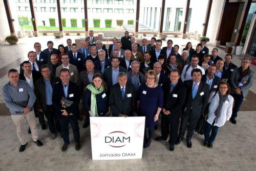 Jornada Diam & Mytik à Sitges (Catalogne)