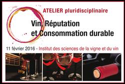 « Vin, Réputation et Consommation durable »