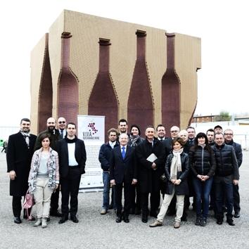VIVA Sustainable Wine project (Italie)