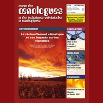 FRANCE - Revue des Œnologues n°125 - Bouchon Diam