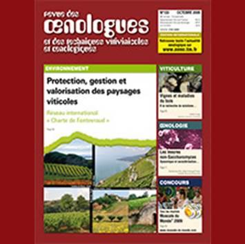 FRANCE - Revue des Œnologues n°133 - TCA