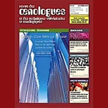 FRANCE - Revue des Œnologues n°157 - « thiol variétal »