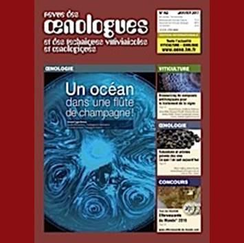 FRANCE - Revue des Œnologues n°161 - Bouchon de liège technique