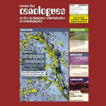 FRANCE - Revue des Œnologues n°178 - Rayons X et transferts d'O2