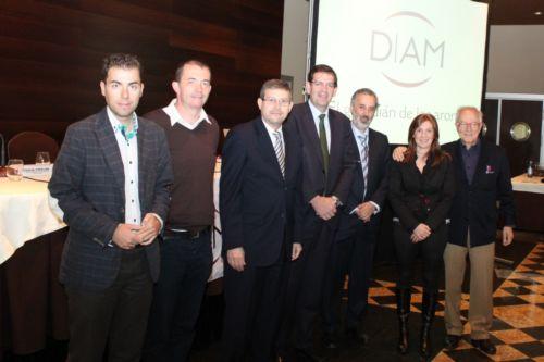 V Jornada DIAM 2013 (Espagne)
